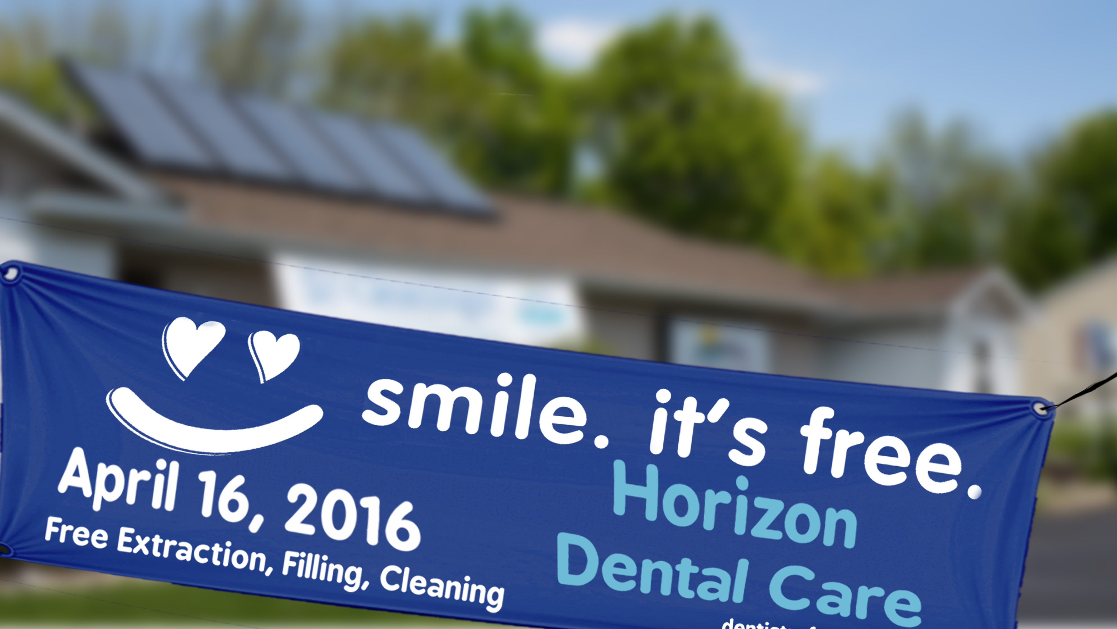 Horizon Dentistry From The Heart Video Promo -